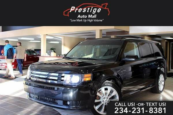 2012 Ford Flex Limited SUV Flex Ford