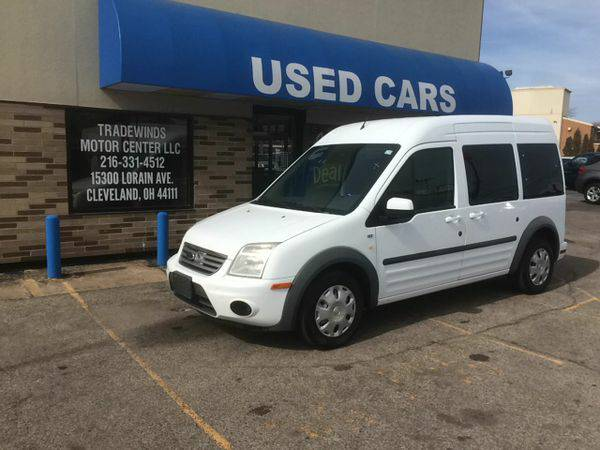 2011 *Ford* *Transit* *Connect* XLT PREMIUM - Complete 110 Point Inspe