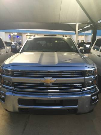 2016 *LTZ DURAMAX DUALLY* 3500 CHEVY SILVERADO FULLY LOADED! SUN, NAV!