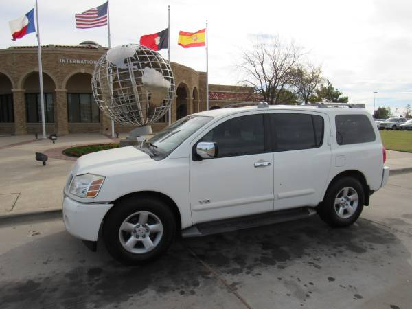 >>> $7,995 CASH *** 2005 NISSAN ARMADA SE *** GREAT DEAL ON...