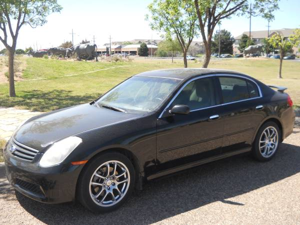 >>> $5,995 CASH *** INFINITI G35 *** GREAT PRICE ON THIS CAR