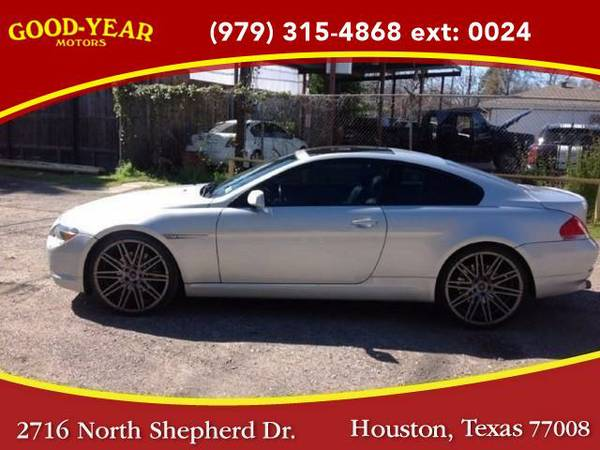 2005 *BMW 6-Series* 645Ci Coupe NO CREDIT CHECK REQUIRED!