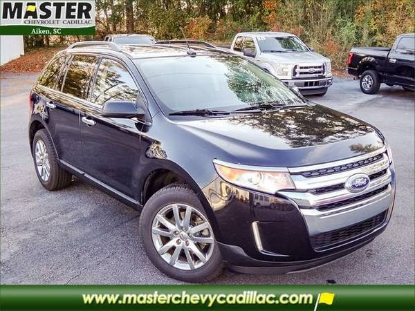 2011 *Ford EDGE* LIMITED - (Black)