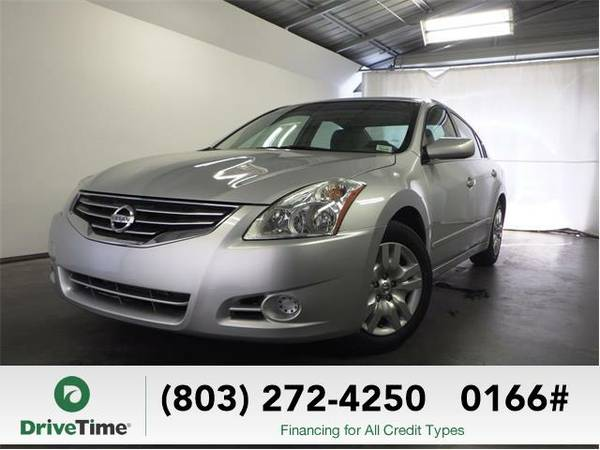 2011 Nissan Altima 2.5 (SILVER) - Beautiful & Clean Title