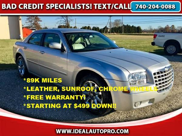 *2007 CHRYSLER 300 TOURING! $499 DWN BAD CREDIT GUARANTEED APPROVALS!!