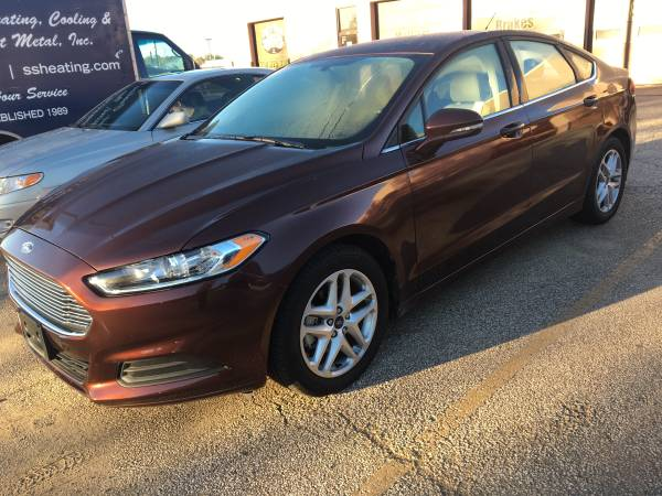 2016 FORD FUSION only 2000 miles