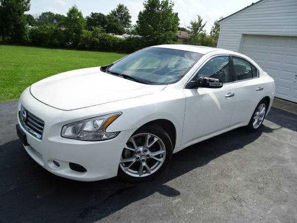 2013 NISSAN MAXIMA SE 68,000 MILES SUNROOF LEATHER NAVIGATION $1000 DN