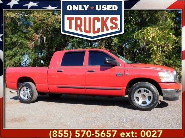 2007 *Dodge Ram 2500* SLT (6cyl, 6.7L, 350.0hp) WE SPECIALIZE IN...