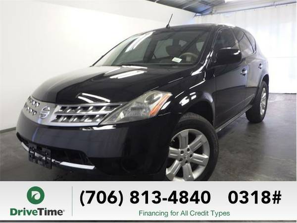 2007 Nissan Murano SL (BLACK) - Beautiful & Clean Title