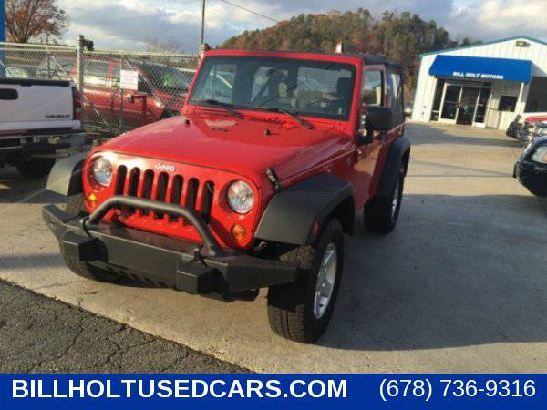 2007 Jeep Wrangler 4WD 2dr X ** Financing Available**