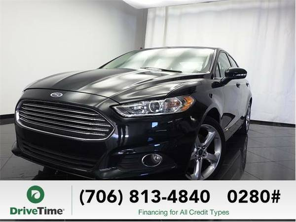 2014 Ford Fusion SE (GREEN) - Beautiful & Clean Title
