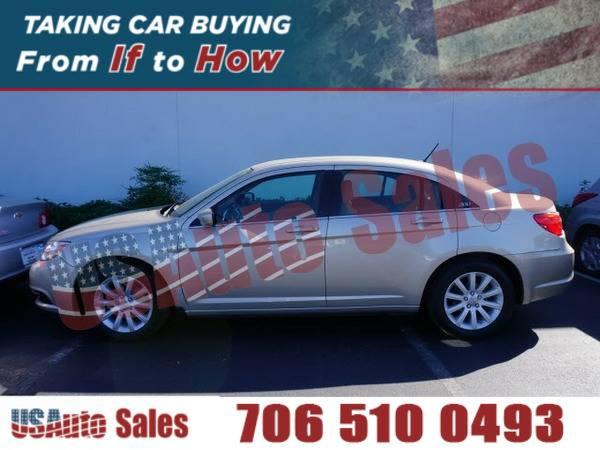*2014* *Chrysler 200 Touring* ** GRAY