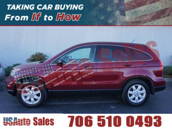 *2011* *Honda Crv Se* ** RED