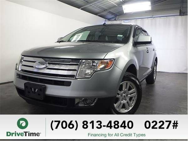2007 Ford Edge SEL (SILVER) - Beautiful & Clean Title