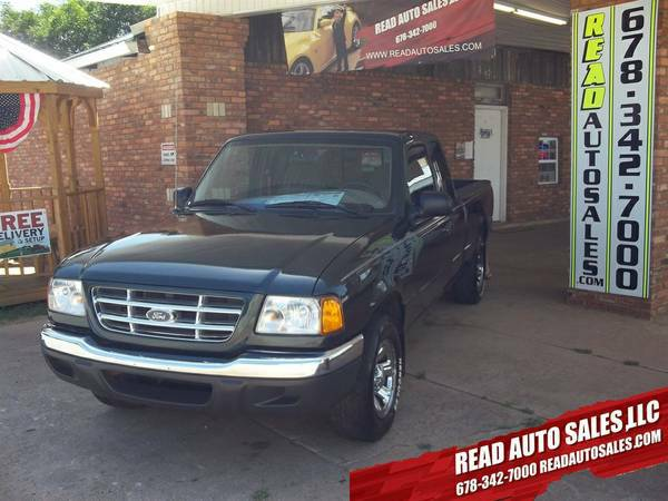 2002 Ford Ranger 4 Dr - Very Clean truck!