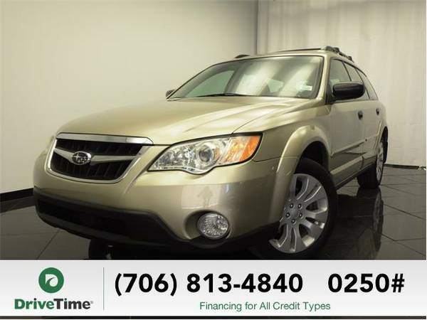 2008 Subaru Outback 2.5i (BROWN) - Beautiful & Clean Title