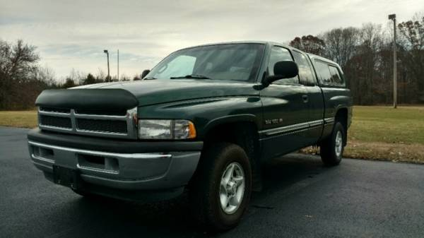 1998 Dodge Ram 1500 4dr Quad Cab 139 WB 4WD ** Great Finance Options**