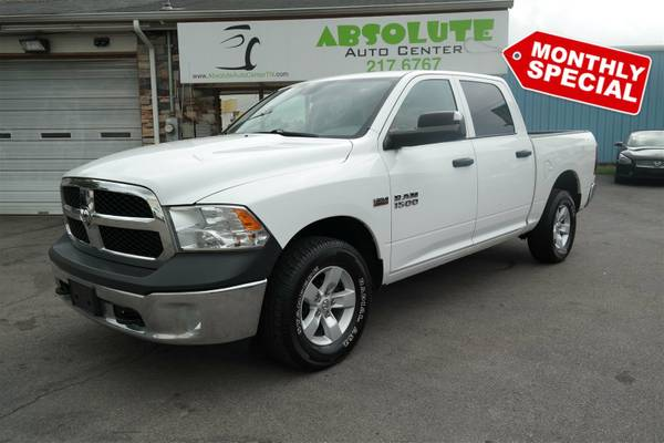 2013 *Dodge* RAM* 1500 Tradesman HEMI ||4WD - Flex Fuel ||