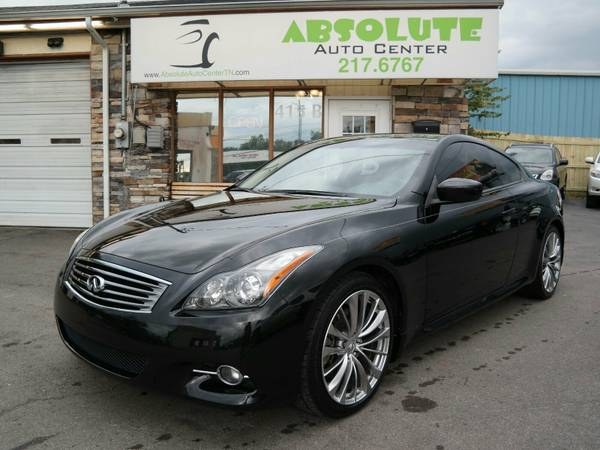 2013 *Infiniti *G37 *Coupe *Journey*