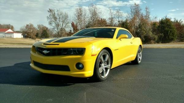 2012 Chevrolet Camaro 2dr Cpe 2SS ** Great Finance Options**