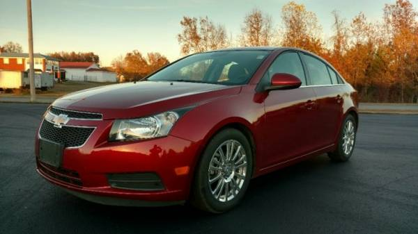 2012 Chevrolet Cruze 4dr Sdn ECO ** Great Finance Options**