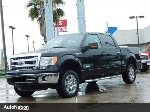 2013 Ford F-150 XLT Ford F-150 XLT SuperCrew Cab