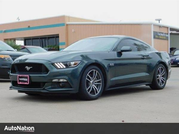 2015 Ford Mustang GT Ford Mustang GT Coupe