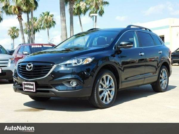 2015 Mazda CX-9 Grand Touring Mazda CX-9 Grand Touring SUV