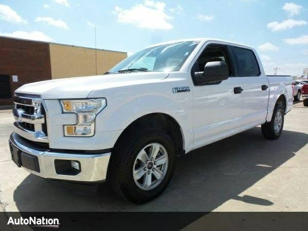 2016 Ford F-150 XLT Ford F-150 XLT SuperCrew Cab