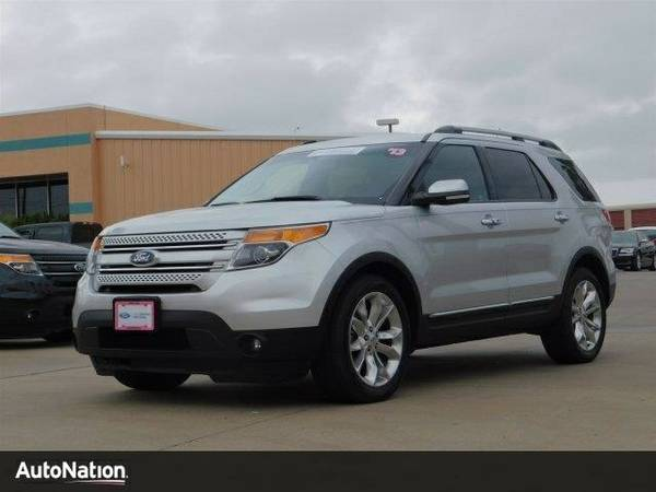 2013 Ford Explorer Limited Ford Explorer Limited SUV