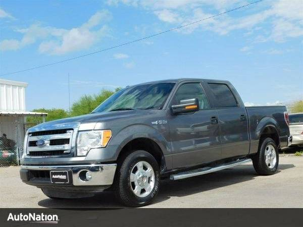 2014 Ford F-150 XLT Ford F-150 XLT SuperCrew Cab
