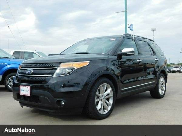 2014 Ford Explorer Limited Ford Explorer Limited SUV
