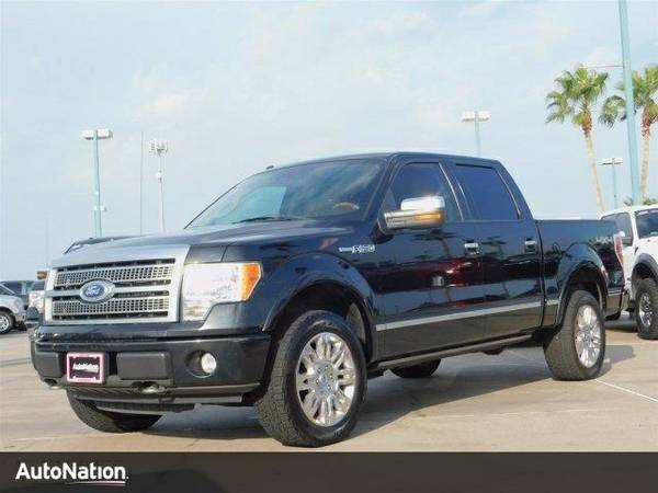 2010 Ford F-150 Platinum Ford F-150 Platinum SuperCrew Cab