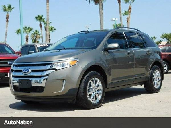 2013 Ford Edge Limited Ford Edge Limited SUV