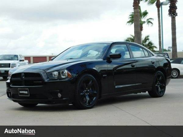 2014 Dodge Charger RT Dodge Charger RT Sedan
