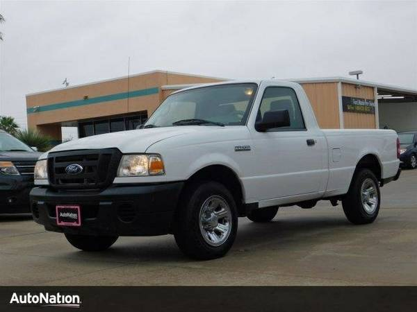 2011 Ford Ranger XL Ford Ranger XL Regular Cab
