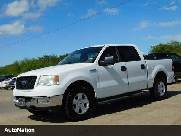 2004 Ford F-150 SuperCrew XLT Ford F-150 SuperCrew XLT SuperCrew Cab