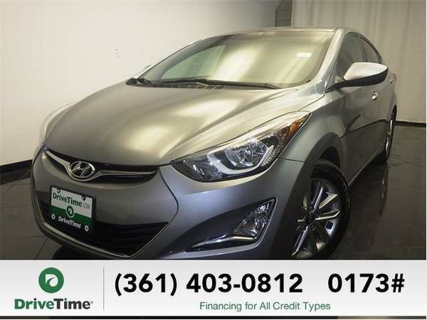 2015 Hyundai Elantra Limited (GRAY) - Beautiful & Clean Title