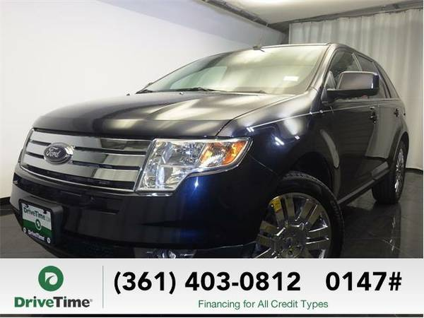 2008 Ford Edge Limited (BLUE) - Beautiful & Clean Title