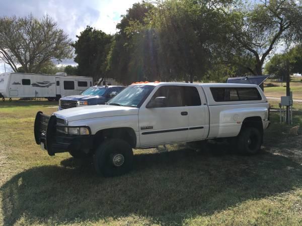 2002 Dodge Ram 3500 SLT Diesel