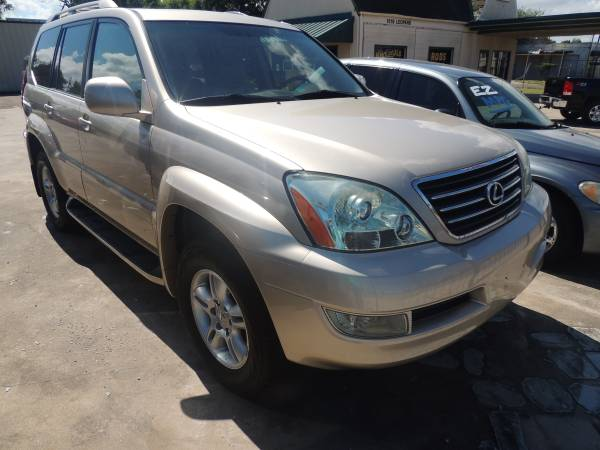 2007 Lexus GX 470 SUV Every Option Mint Condition