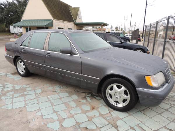 Mercedes - Benz S500 1995 Dealer Maintained