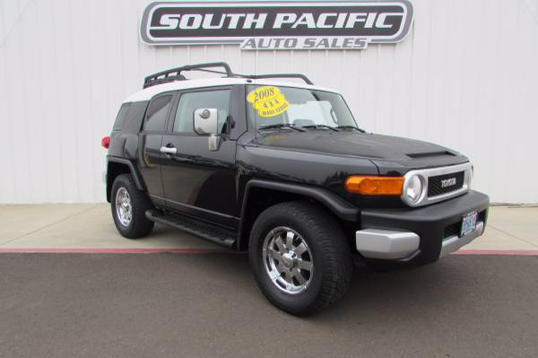 2008 Toyota FJ Cruiser - 4.0L - 4x4 - WE FINANCE!