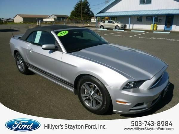 2014 Ford Mustang Convertible Convertible Mustang Ford