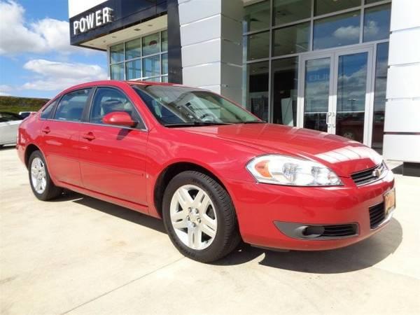 2008 *Chevrolet* *Impala* *LT* 4dr Car
