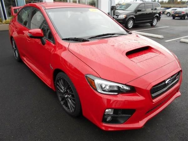 2017 *Subaru* *WRX* *STI* 4dr Car