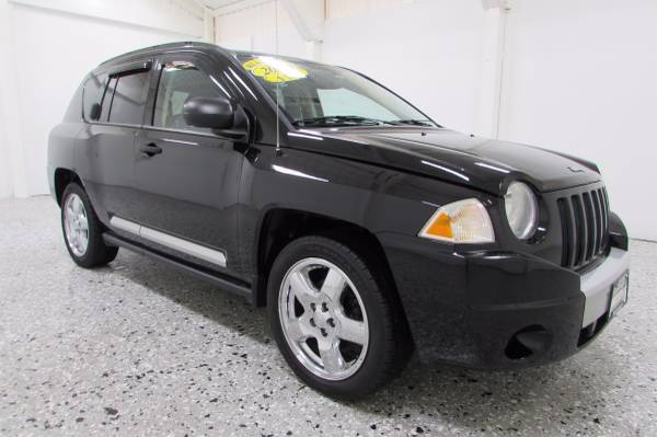 2007 Jeep Compass Limited - 4WD - Leather - Manual - WE FINANCE!