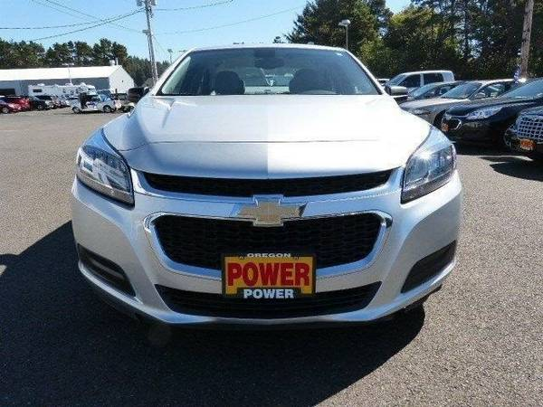 2014 *Chevrolet* *Malibu* *LS* 4dr Car