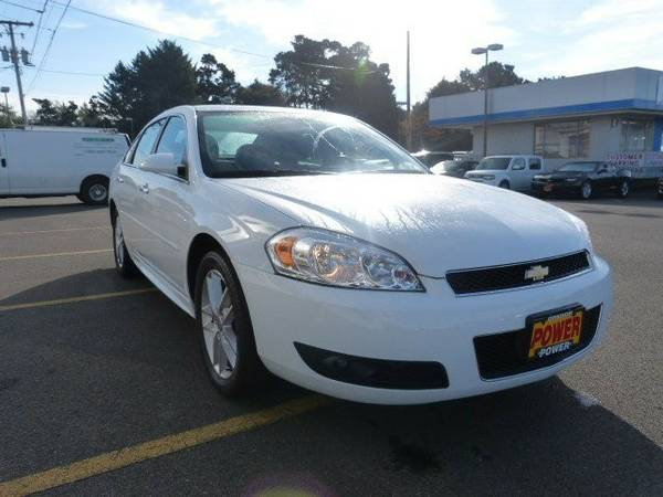2012 *Chevrolet* *Impala* *LTZ* 4dr Car