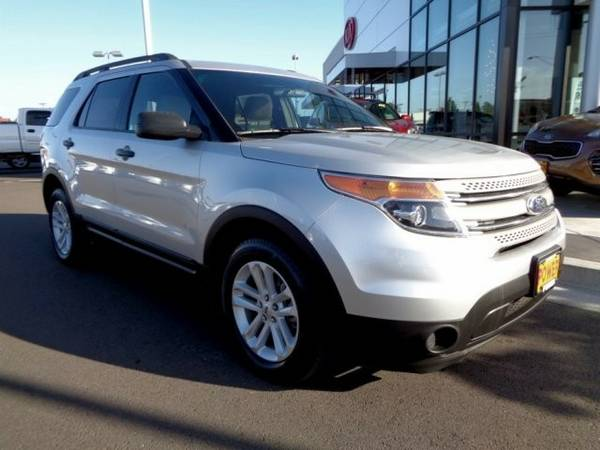 2015 *Ford* *Explorer* *Base* Sport Utility *4x4* *4wd*